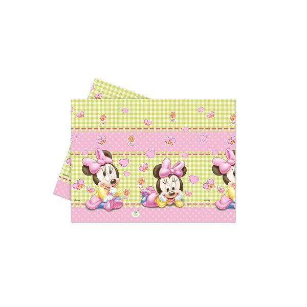 T1142349-Tischdecke-Baby-Minnie-120x180cm