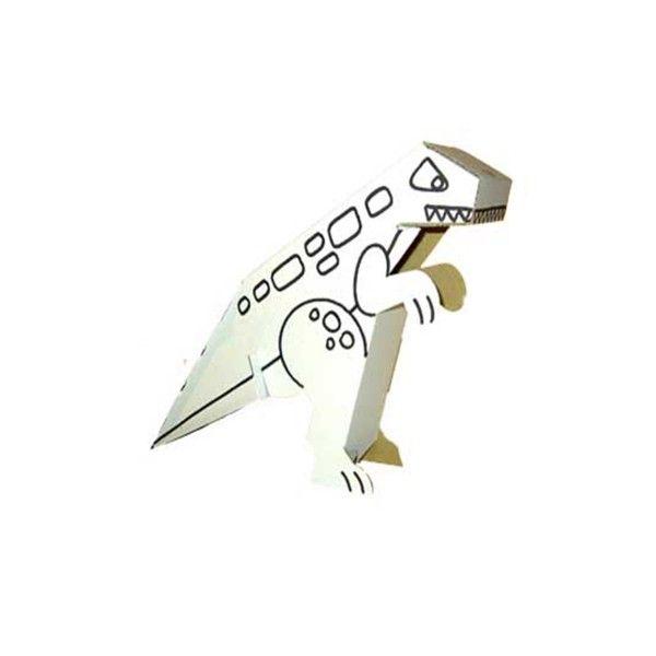Bastelset Dino inkl. 6 Stifte