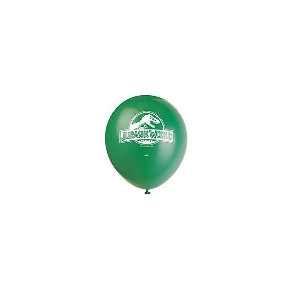 Luftballons Jurassic World, 8 St