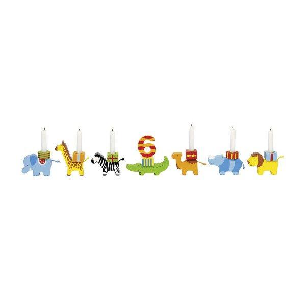 Geburtstagszug Tierparade