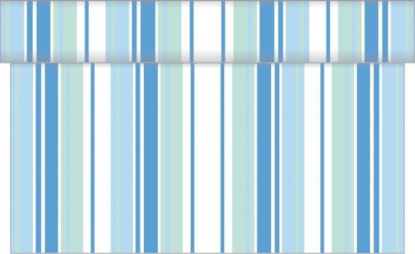 Tischläufer Kommunion/ Konfirmation, blau, 40x480 cm, 1 Stück
