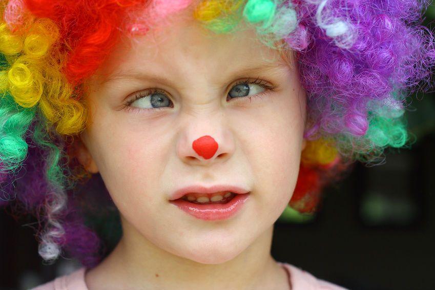 An alle Clowns: Bringt euer Publikum zum Lachen! • Foto: christingasner / Fotolia