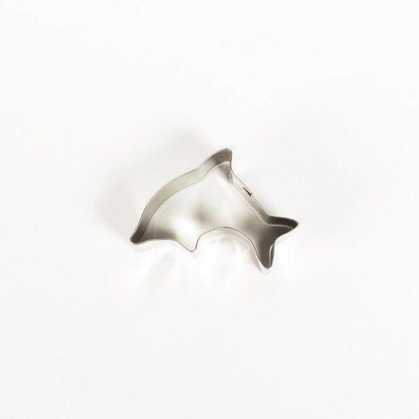 Ausstecher Delfin