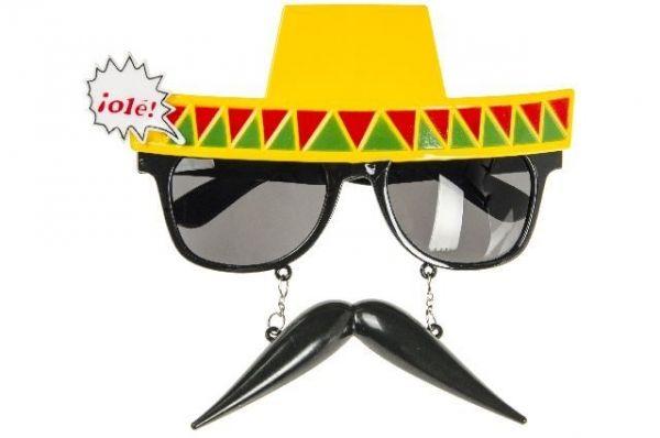 Sonnenbrille Mexico Hombre