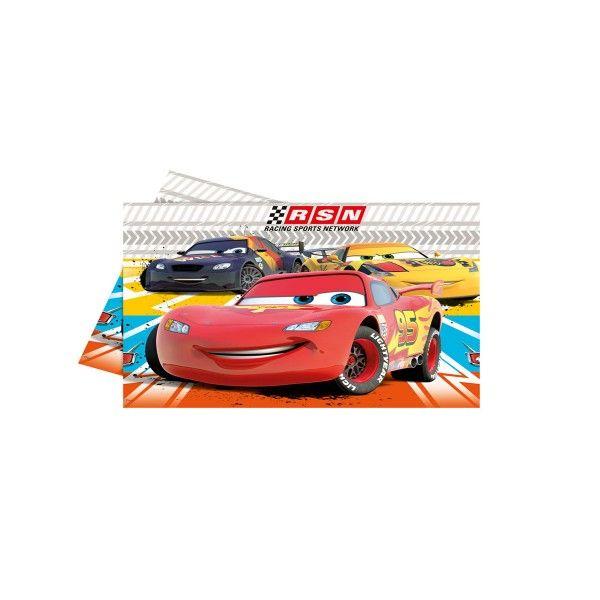 Tischdecke Cars 120x180