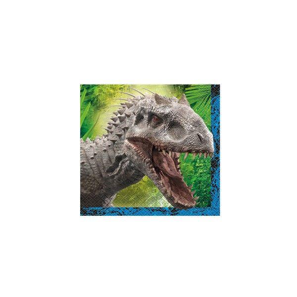 Servietten Jurassic World, 16 St