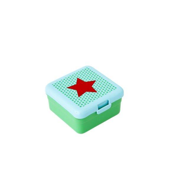Lunchbox-Stern-gruen-klein