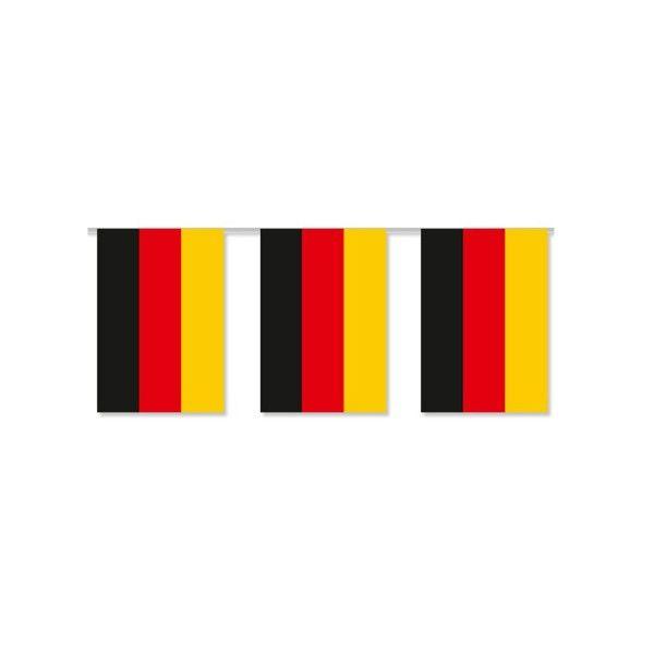 T1142184-Fahnenkette-Deutschland-27m