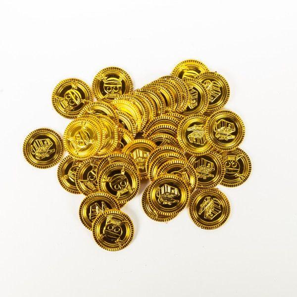 Goldmünzen, 144 Stück