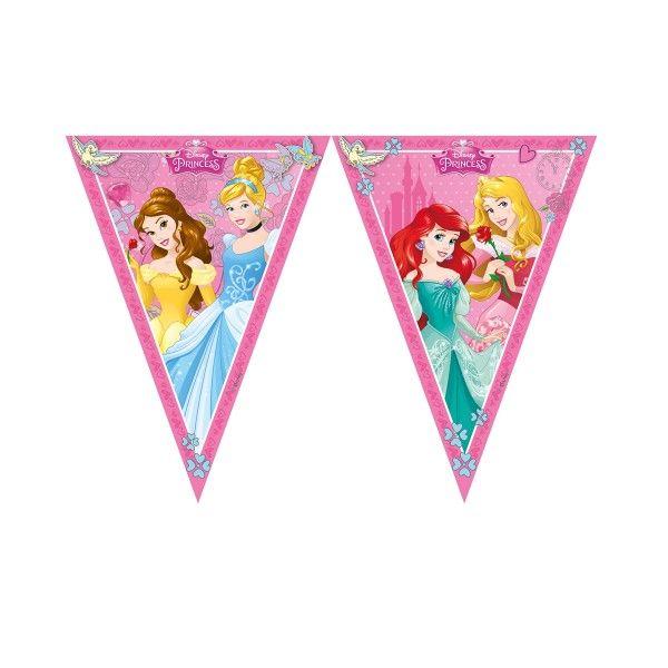 Wimpelkette Disney Prinzessinnen