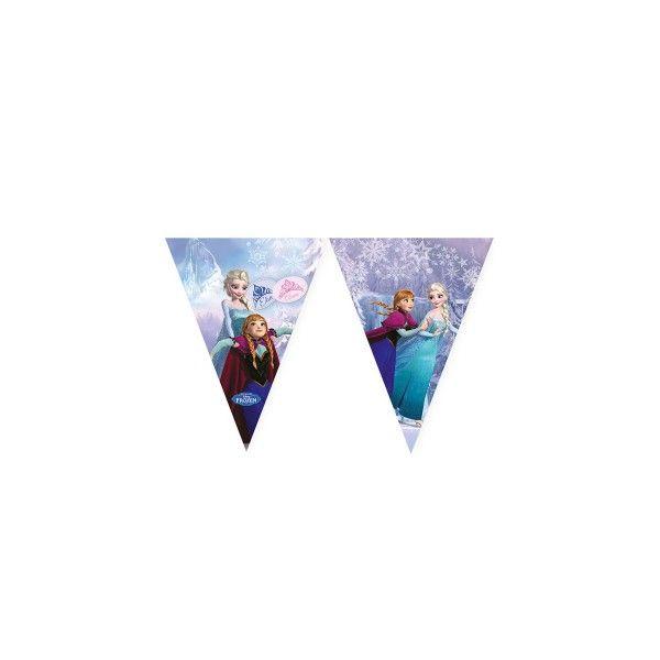 Die Eiskönigin Wimpelkette
