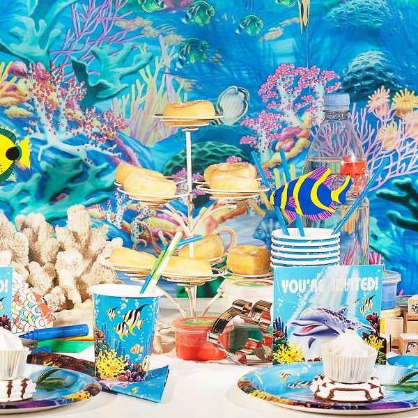 Unterwasser Box inkl. Mottokarten