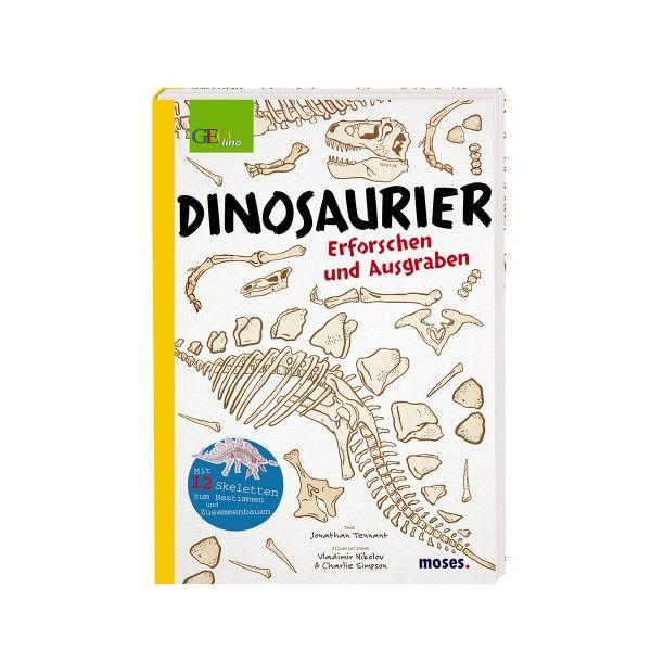 Buch Dinosaurier - Erforschen und Ausgraben