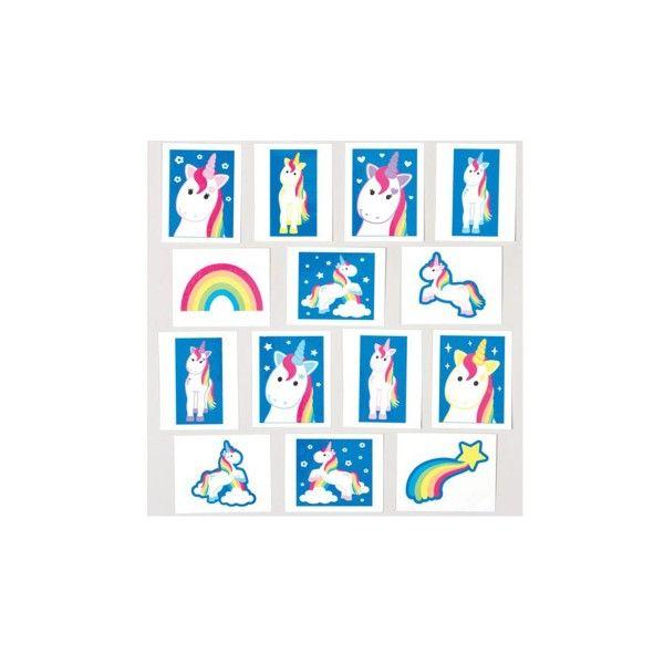 T1142557-Tattoos-Regenbogen-Einhorn-24-Stueck