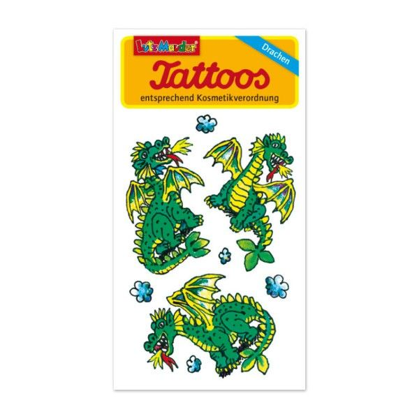 Tattoos Drachen