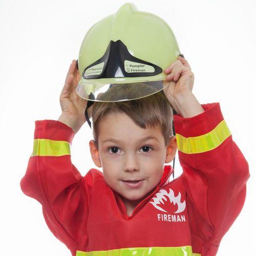 Spielidee für kleine Feuerwehrmänner. • Foto: Show-Shot-Foto / Fotolia.com