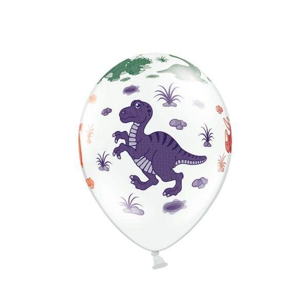 Luftballons Dinos, 6 St