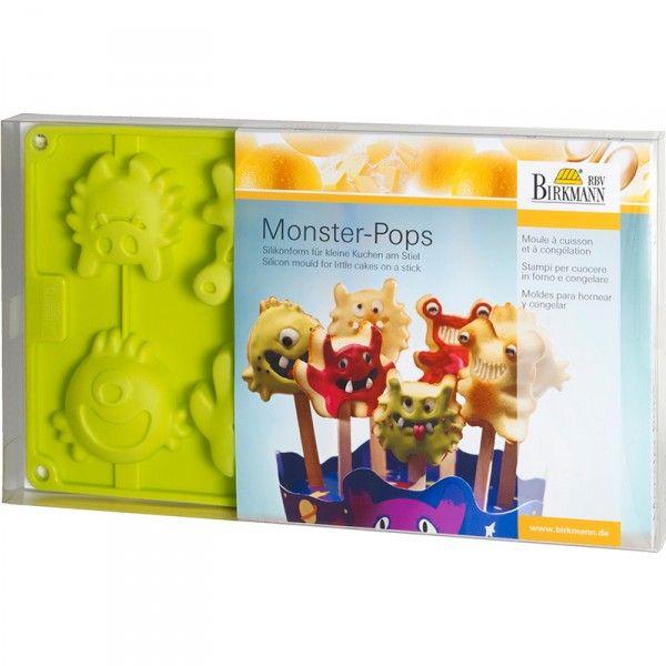 Cake Pops - Monsterpops