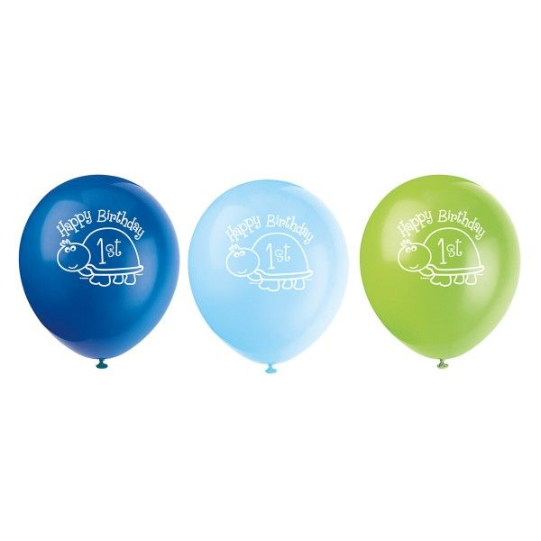 Ballons Schildkr