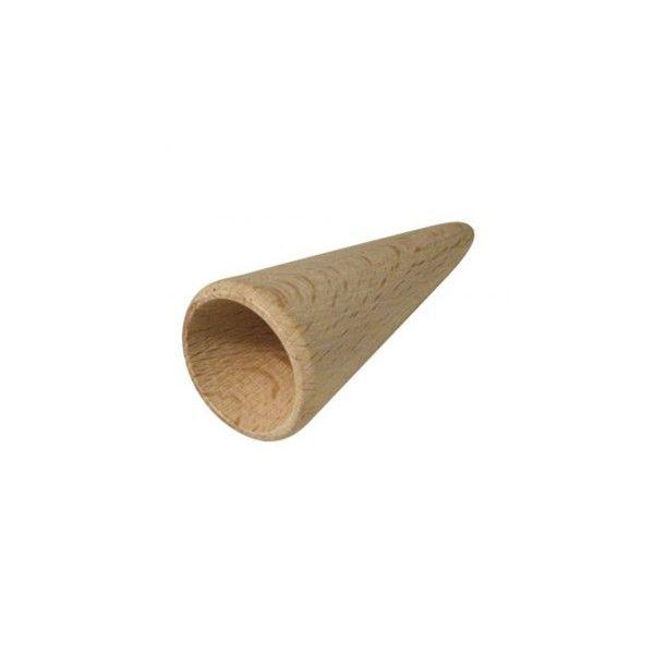 Holz-Schultuetenspitze