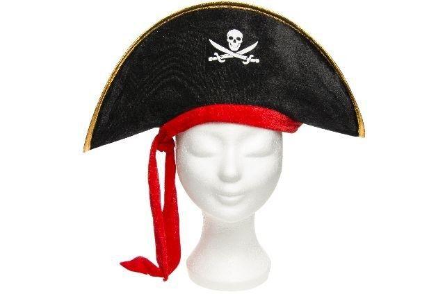 Piraten Hut
