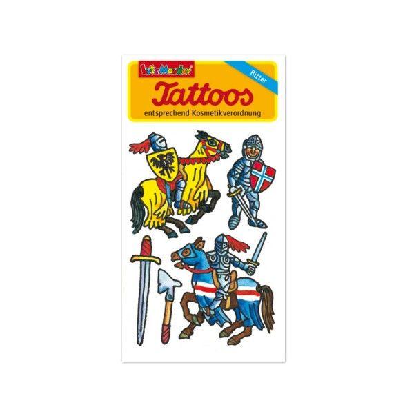 Tattoos Ritter