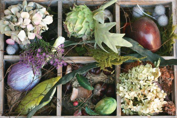 Sie können das Duftbeutelchen mit verschiedenen Blüten und Kräutern füllen. • Foto: edwinsmum / photocase.de