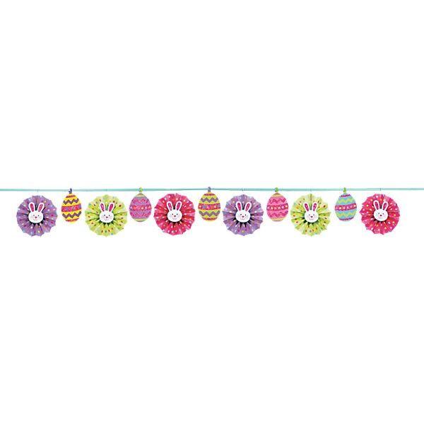 Girlande Happy Easter