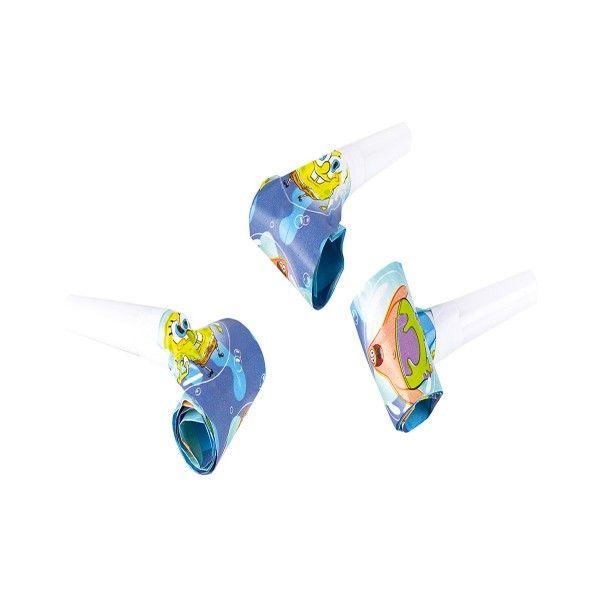 Luftrüssel SpongeBob, 6 Stück