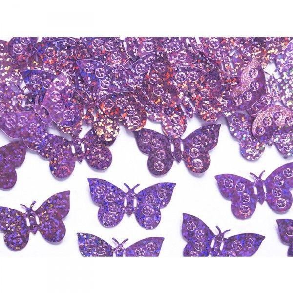 Konfetti Schmetterlinge, 7g