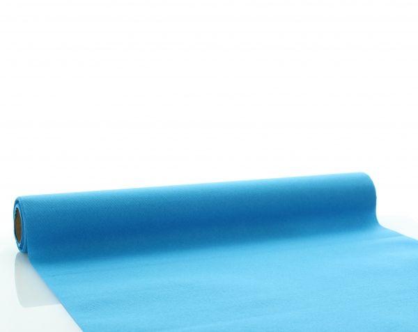 Tischläufer Aqua Blau, 40x480 cm, 1 Stück