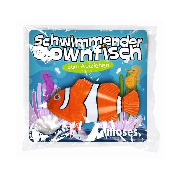 Aufziehfigur Clownfisch