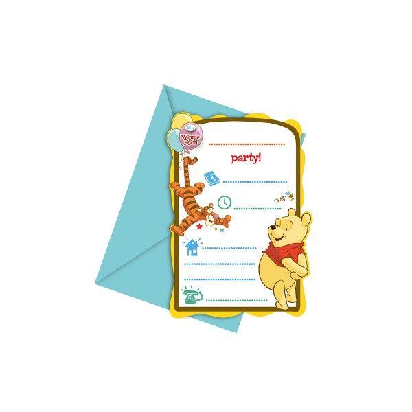 Einladungen-mit-Umschlag-Winnie-Pooh-6-Stueck