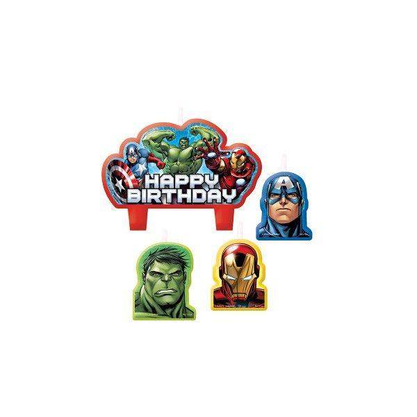 T1142224-Kerzenset-Avengers-Birthday-4-Stueck