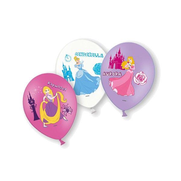 T1142230-Luftballons-Disney-Prinzessin-6-Stueck