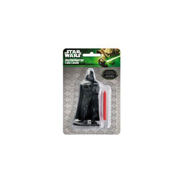 3D Kerze Star Wars Darth Wader, 1 Stück