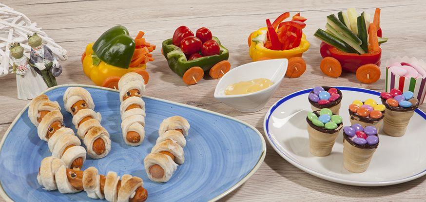 Kidsbuffet-tambini