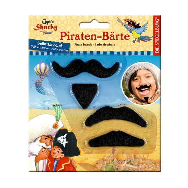 Capt'n Sharky Piraten-B