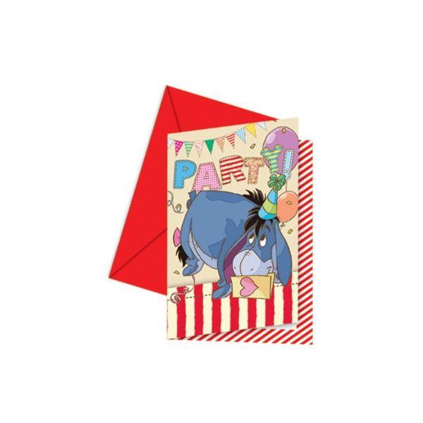 Einladungskarten-mit-Umschlag-Winnie-Pooh-6-Stueck