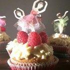 Ballerina-Geburtstag-Muffins