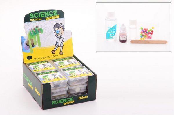 DIY Slime Science Explorer, 5-teilig