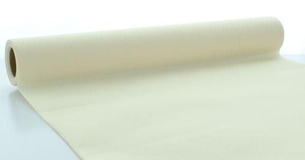 Tischläufer Creme, 40x480 cm, 1 Stück