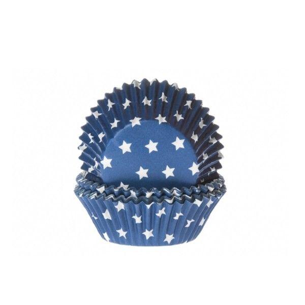 T1142592-Muffinfoermchen-Sterne-blau-weiss-50-Stueck