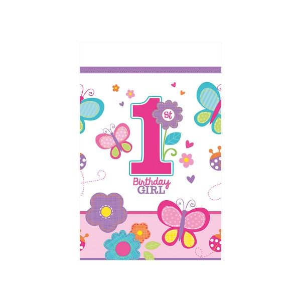 Tischdecke 1. Geburtstag