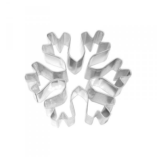 Ausstecher Eiskristall, 8cm