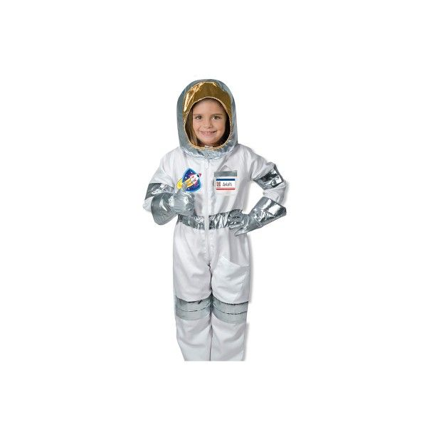 Kostuem-Astronaut
