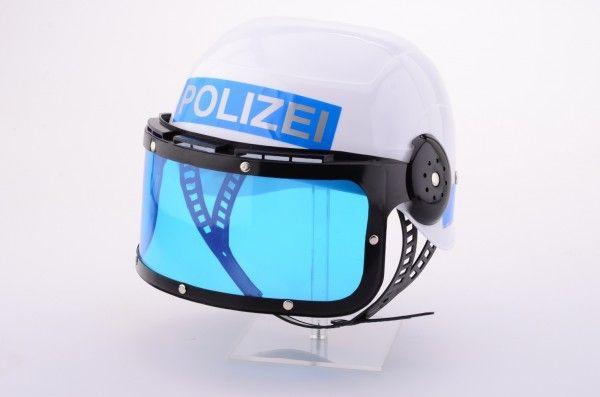 Polizei-Helm, 1 Stück