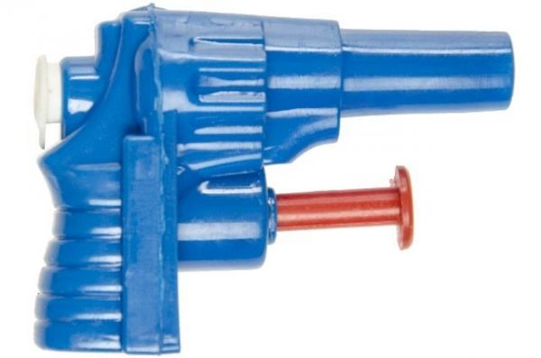 Mini Wasserpistole, farbig sortiert, 1 Stück