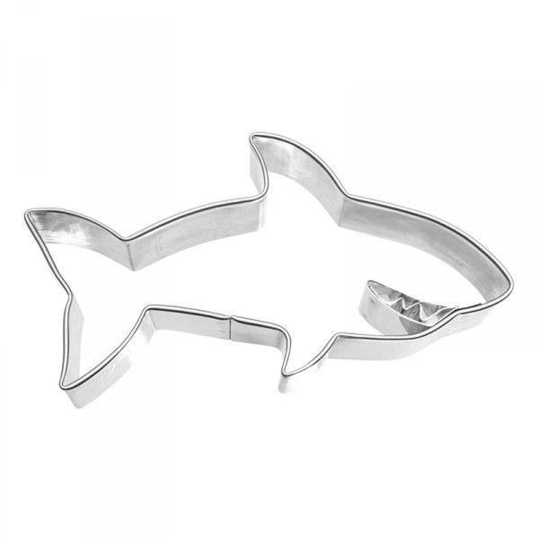 Ausstecher Hai, 10cm
