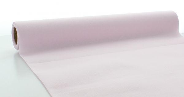 Tischläufer Hellrosa, 40x480 cm, 1 Stück